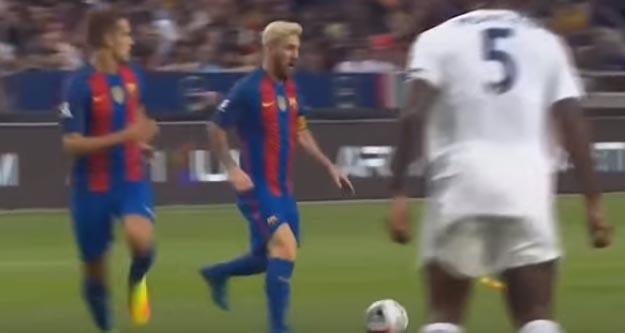 Barcelona Leicester City maçı geniş özeti ve golleri izleyin