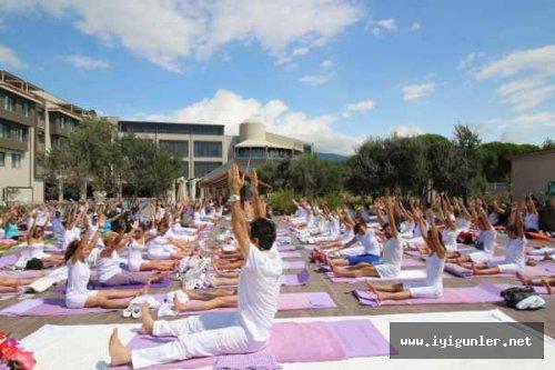 Dünyanın ilk uluslararası Yoga ve Dans Festivali 10 Eylül'de başlıyor
