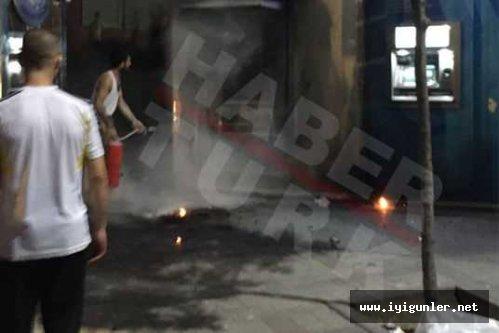 İstanbul Bağcılar'da Patlama, Bankamatiğe bomba koydular
