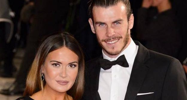 Gareth Bale'den evlilik teklifi için ada kapattı!