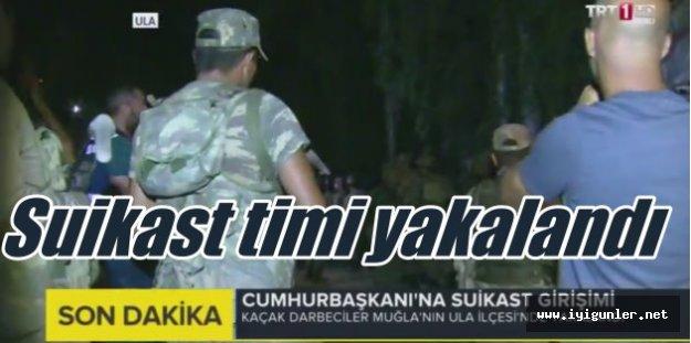 Kaçak askerler yakalandı, Muğla Ula yakınlarında çatışma çıktı, 10 asker yakalandı