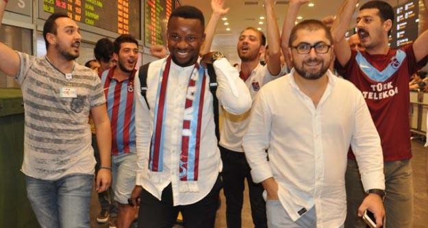 Trabzonspor'un anlaştığı Ogenyi Onazi kimdir?