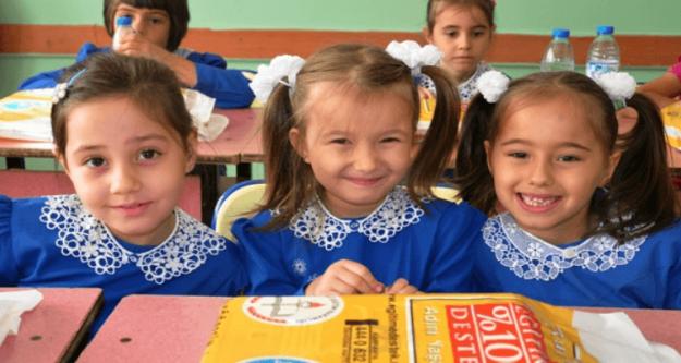 18 milyon öğrenci 19 Eylül'de ders başı yapacak