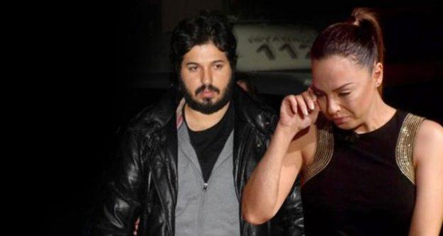 Ebru Gündeş Zarrab'tan boşanıyor