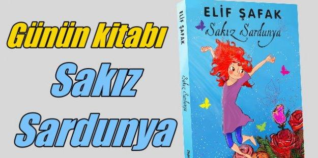 Elif Şafak'tan bir ilk, Sakız Sardunya
