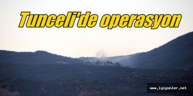 Eyleme hazırlanan PKK'lı teröristlere operasyon