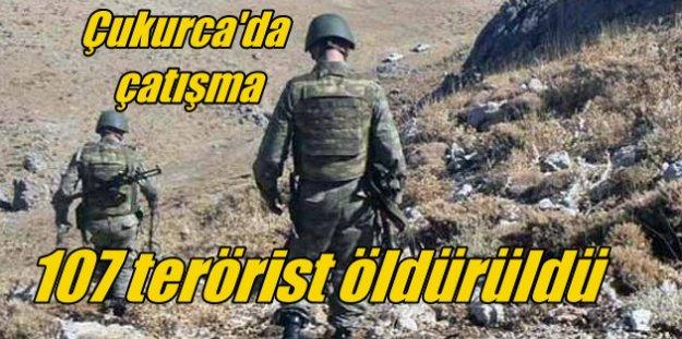 Hakkari'de 147 terörist öldürüldü: Çukurca'da süpürme harekatı