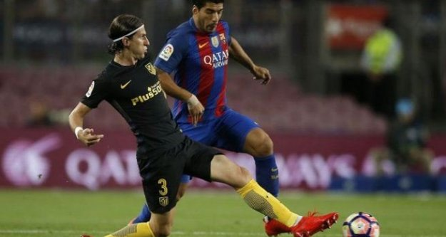 "Luis Suarez, ""Futbol erkek oyunu.'"