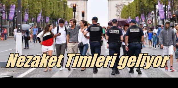 Paris'de sakın bunu yapmayın; İstanbul'da serbest