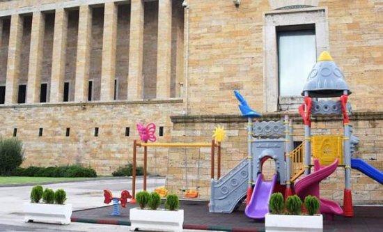 TSK'dan çocuk parkı için açıklama yapıldı...