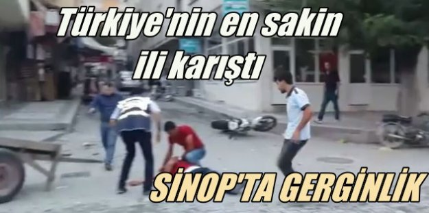 Türkiye'nin en huzurlu şehri karıştı: Sinop'ta büyük kavga