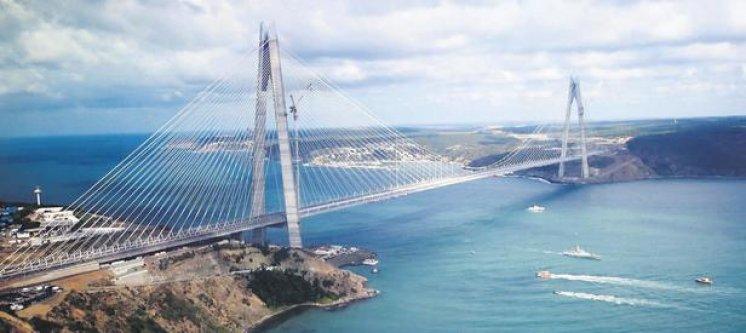 3. Köprü zammı gecikmedi