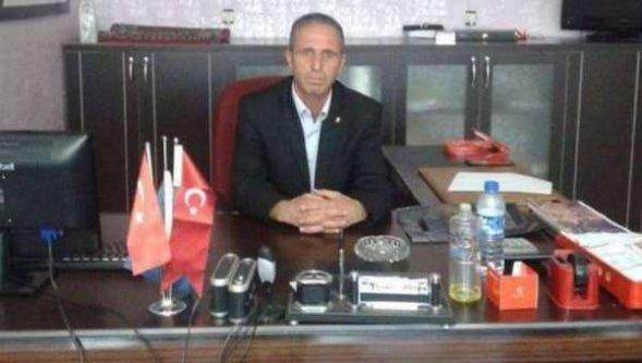 AK Partili ilçe başkanı silahlı saldırı da can verdi