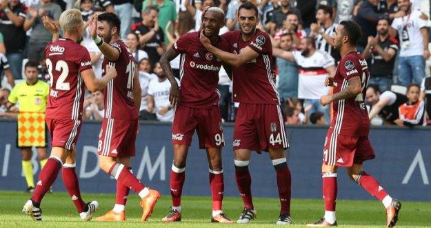 Beşiktaş hazırlık maçında lidere acımadı.