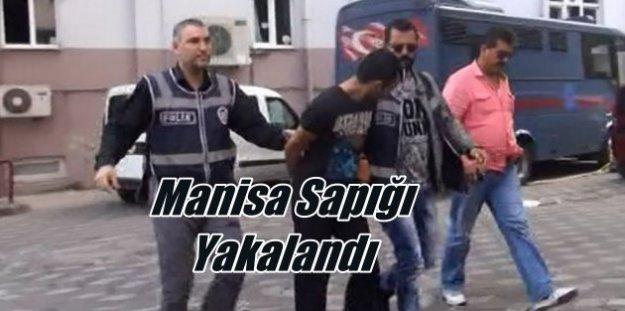 Manisa sapığını vatandaş yakaladı, linçten polis kurtardı