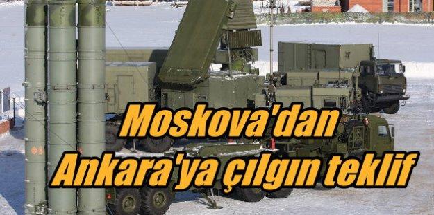 Moskova: Türkiye'ye hava savunma sistemi kurabiliriz