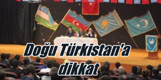 Gazeteciler'den Doğu Türkistan uyarısı