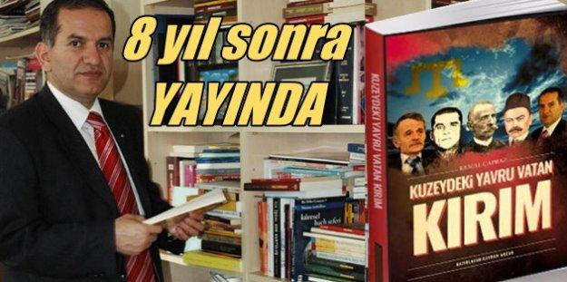 Kemal Çapraz'ın Sürgünde Yeşeren Vatan Kırım kitabı yayında