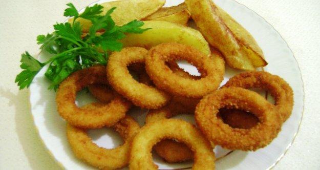 Nefise'nin Halka Soğanlı Patates Kavurması
