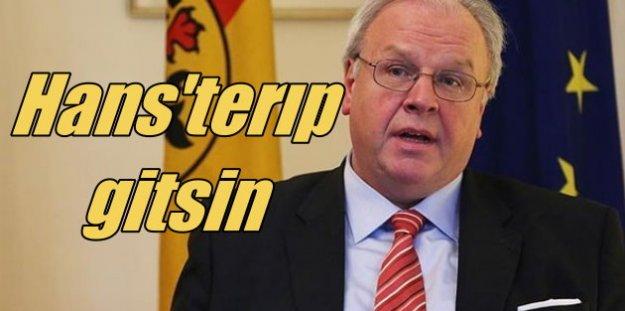 Alman Büyükelçi, bakanlığa çağırıldı: Küstahlığın hesabı soruldu
