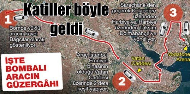 Biri kadın iki PKK'lı hain, katliam için fırsat kollamış