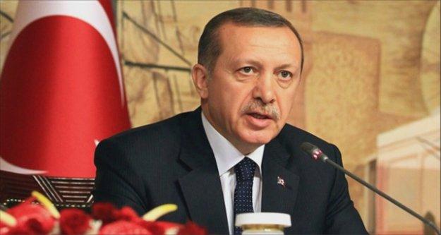 Erdoğan 'Bu olay bir provokasyondur'