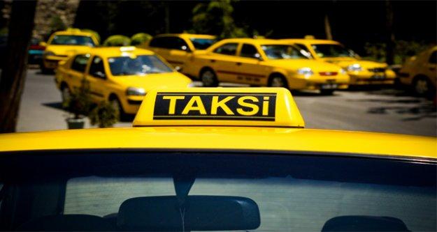 İstanbulkart artık taksilerde