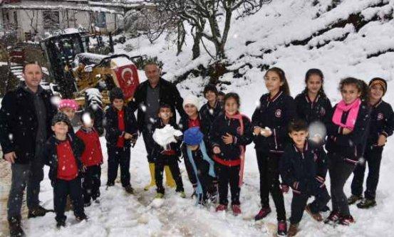 Karaman'da okullar tatil: Yollar ulaşıma kapalı