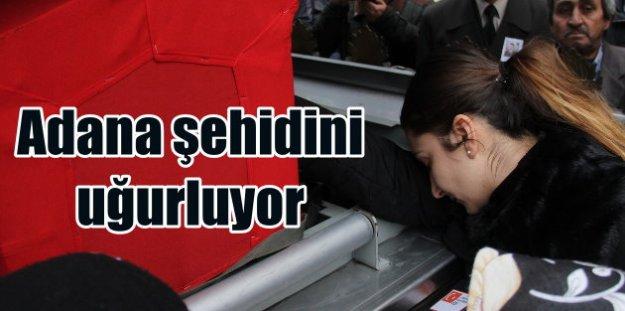 Adana Şehidini uğurluyor: Keskin Astsubay'ın naaşı ana ocağında