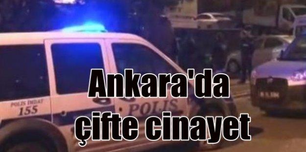 Ankara Keçiören'de akrabalar çatıştı: 2 ölü var