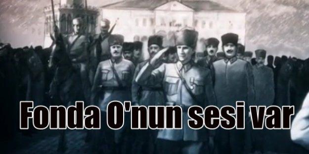Atatürk filminı Kemal Kılıçdaroğlu seslendirdi