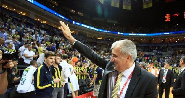Avrupa Ligi'nin en iyisi Obradoviç oldu