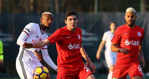 Beşiktaş'tan kötü prova