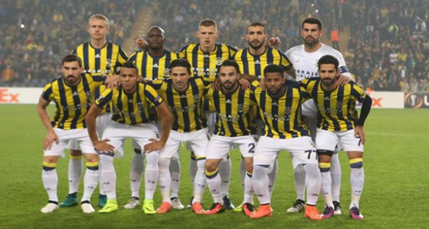 Fenerbahçe Denizlispor'la oynuyor