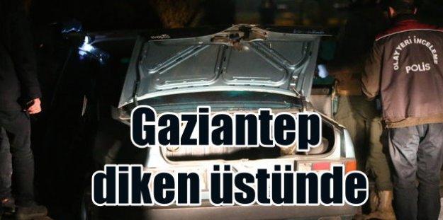 Gaziantep'te polise ikinci saldırı; Teröristler yakalandı