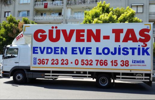 Güven-taş İzmir Evden Eve Nakliyat