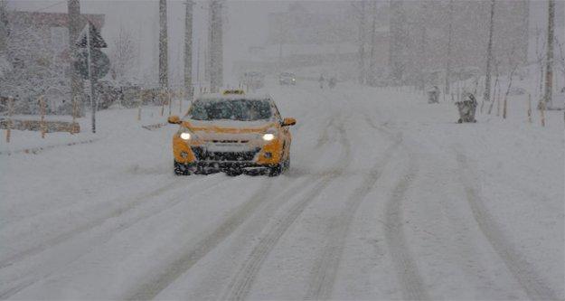 İstanbul'da yoğun kar yağışı ne zaman