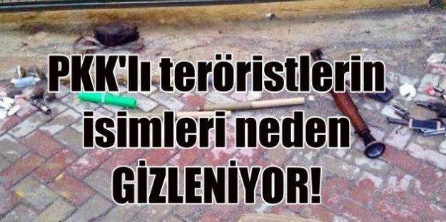 İzmir Bayraklı'yı PKK'lı katillerin isimleri neden gizleniyor?
