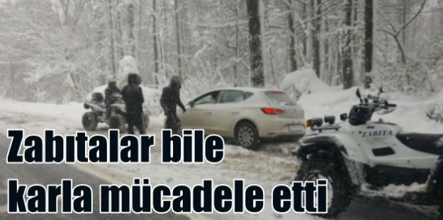 Son Dakika hava durumu; İstanbul'da kar bitti, temizlik vakti