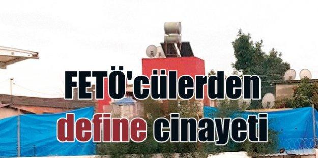 Tarsus'ta gizemli kazı: Şehit polis eşinden şok iddia
