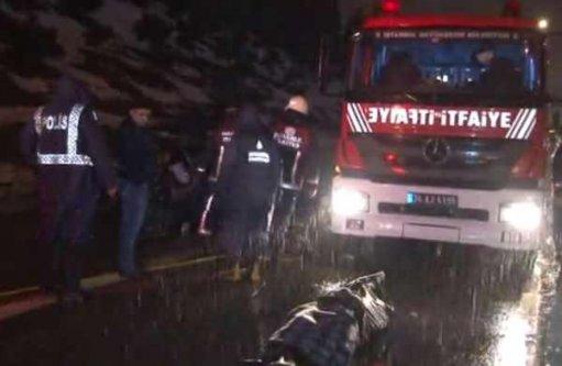 TEM Tekstilkent'te kaza; 1 ölü var