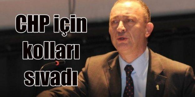 Ümit Kocasakal: Genel başkanlık için  dip dalgası gerekli