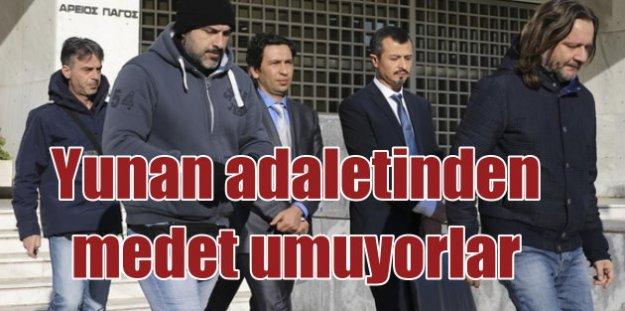 Yunanistan'a kaçan askerler için karar 23 ocak'ta
