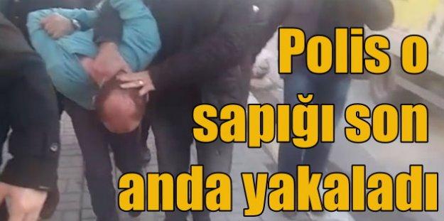 Adapazarı sapığı Hendek'te yakalandı: 4 kadını bıçakla...