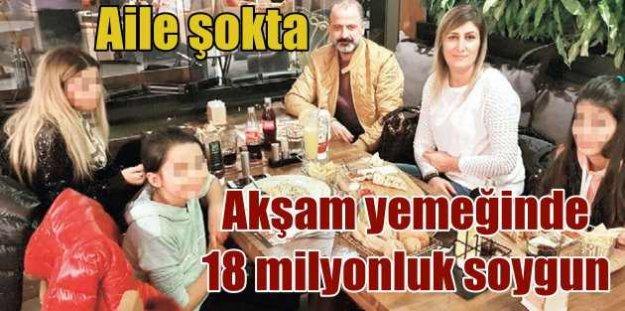 Bakırköy#039;de büyük soygun; 18 milyon liraları çalındı