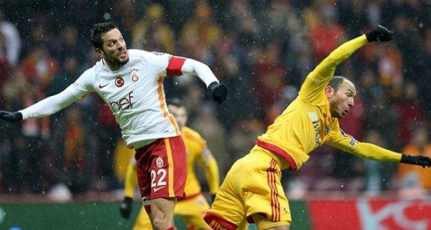 Galatasaray 1-Kayserispor 2