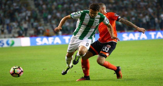 Konyaspor 2- Ümraniyespor 1