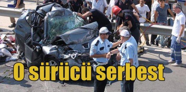 ODTÜ#039;lü çifti öldüren TIR sürücüsüne tahliye