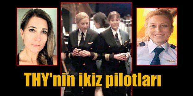 THY'nin ikiz pilotlarının arasına Emirates girdi