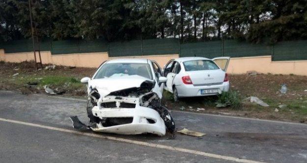 1,5 yaşındaki Yiğit trafik kazası kurbanı oldu